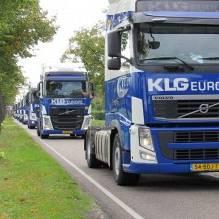 Truck-run voor jonge Roda-fans