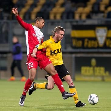 Roda JC te sterk voor FC Utrecht: 1-0