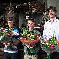 Concert winnaars Govert van Wijn Orgelconcours