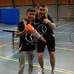 TOG's Junsen-toernooi voor Mikail en Dennis