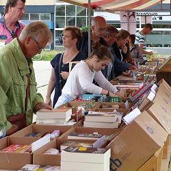 Boeken- en Platenmarkt in het Stadshart