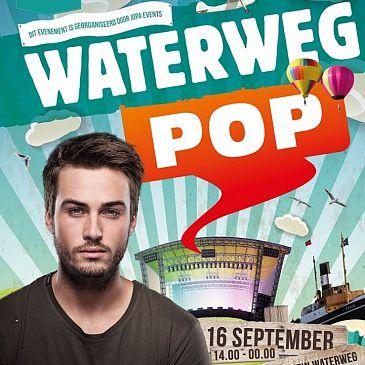 Dave Roelvink headliner Waterwegpop