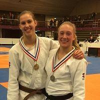 Maassluise judoka naar EK en WK