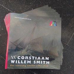 Boekje over schilder Corstiaan Willem Smith