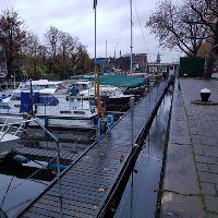Gemeente staat borg voor steigers Nieuwe Haven