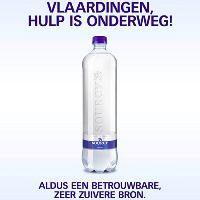 Kan het weer in Vlaardingen: water uit de kraan?