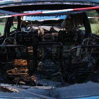 Drie auto's uitgebrand in Groenoord
