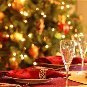 Kerstdiner voor senioren