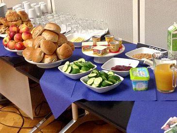 Ontbijten met de burgemeester!