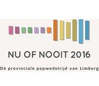 Nu of Nooit: eerste voorronde in Heerlen