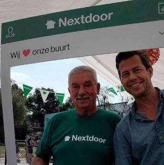 Martin van der Heyden Gouden Buur 2016