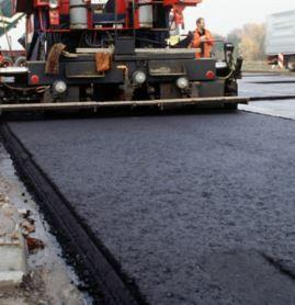Door slecht weer mogelijk niet asfalteren A79