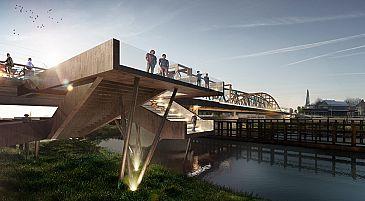 Bewoners De Hoven willen bouw uitkijkplatform bij de IJssel stoppen