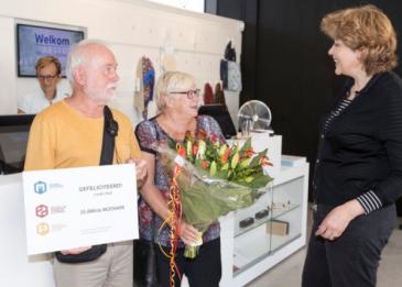 Toeristen uit Kaatsheuvel zorgen voor mijlpaal Zutphense musea