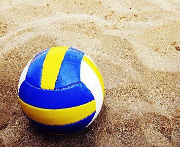 Nationale beachvolleybal naar Beach Center Zutphen Warsnveld