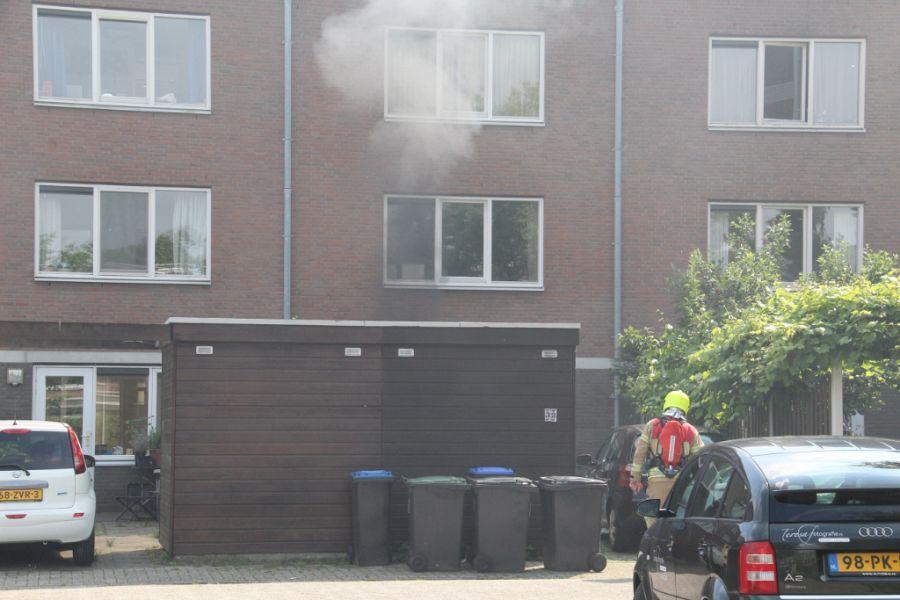 Bankstellen In Schiedam.Bankstel In Brand Schiedam24
