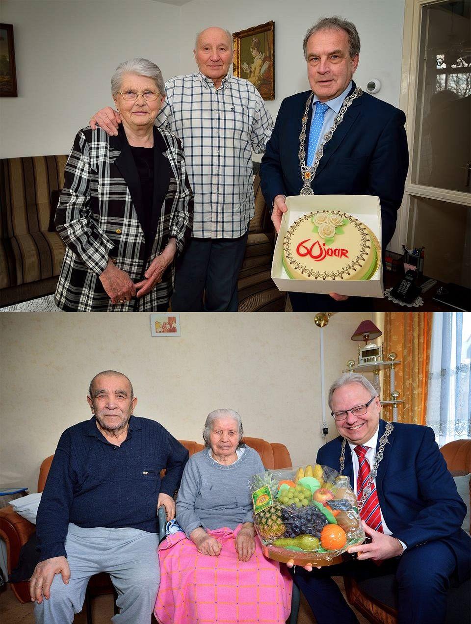Al 60 en 65 jaar bij elkaar !