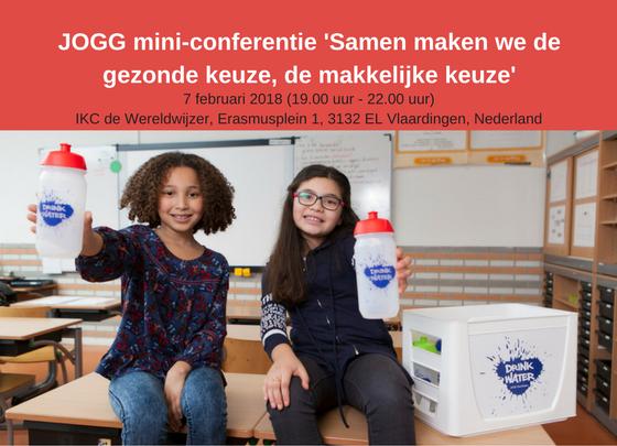 Miniconferentie gezonde leefstijl jonge kinderen
