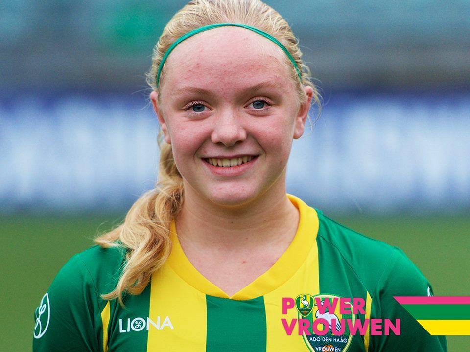 Kayra Nelemans wint toernooi in Portugal met Oranje O16