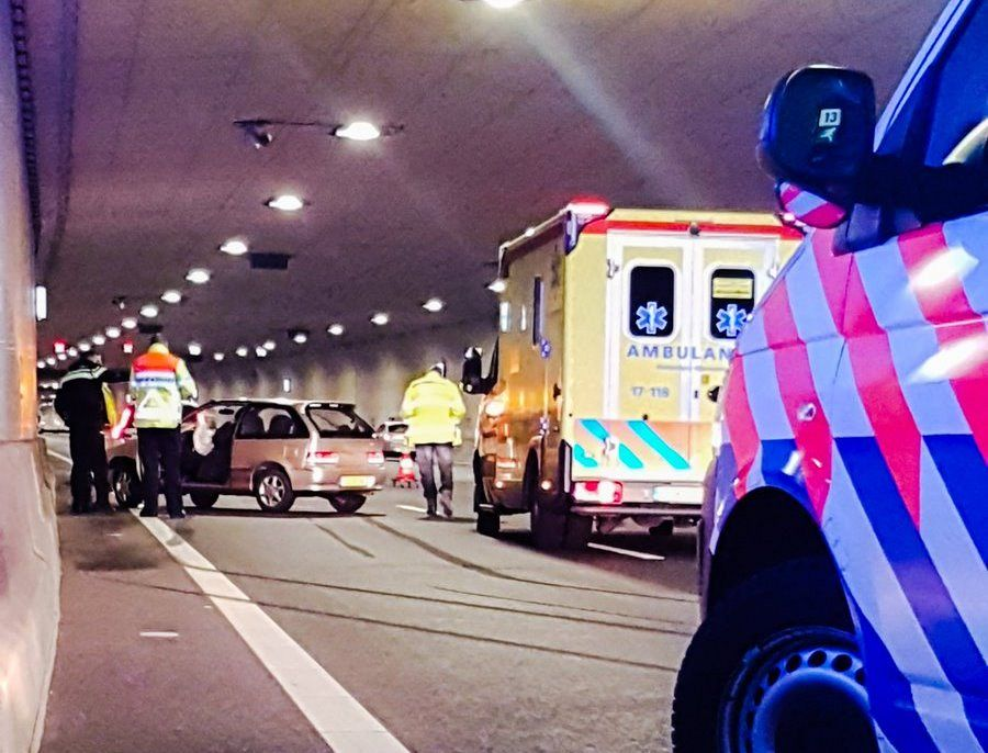 Ongeval in de Ketheltunnel