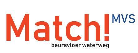 Match ! MVS: Maatschappelijke beursvloer