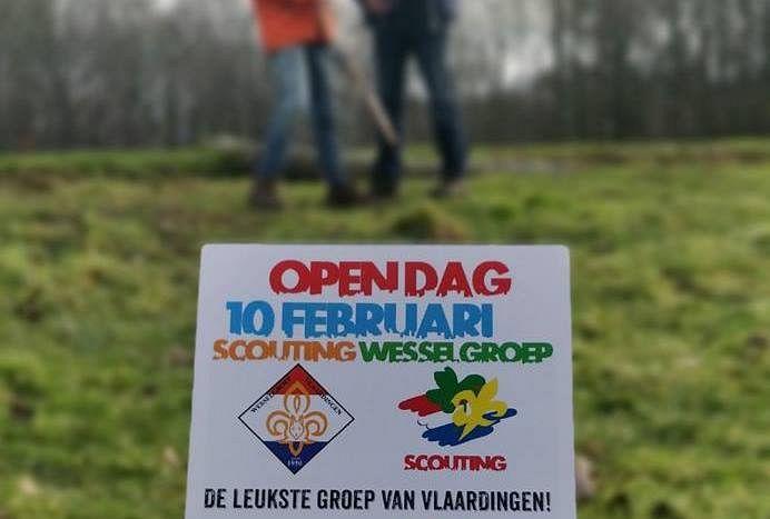 Open dag  Scouting Wesselgroep Vlaardingen