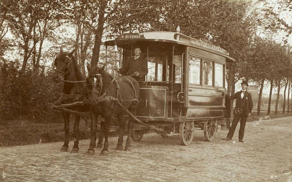 Krijgen we een tram?