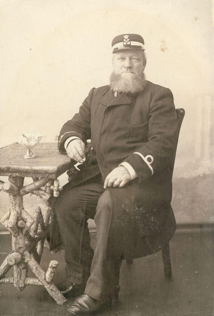 Jubileum voor de havenmeester