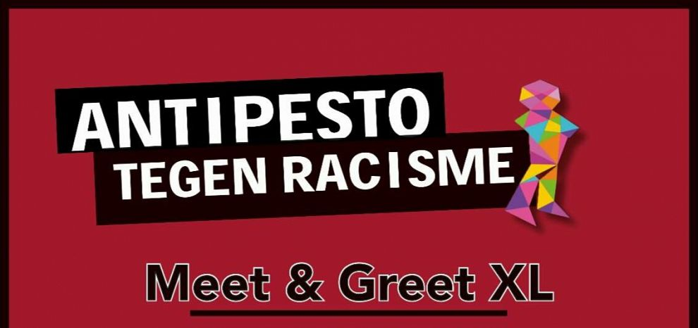 Antipesto organiseert Meet en Greet in themaweek tegen racisme