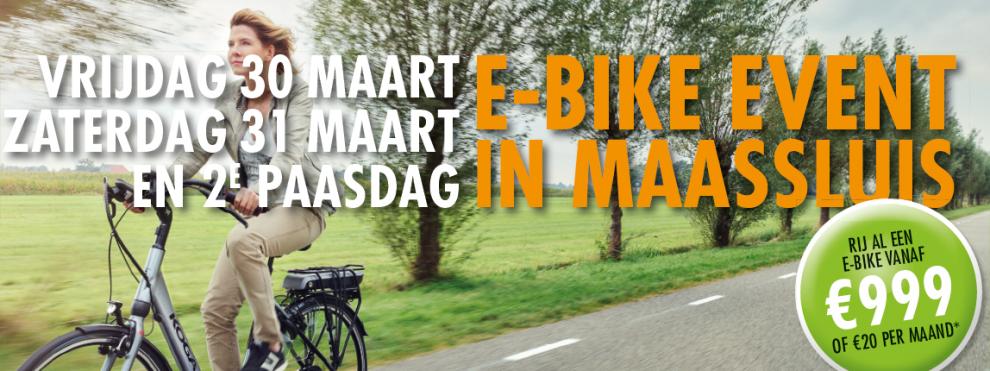 E-bike Event bij Van Kortenhof