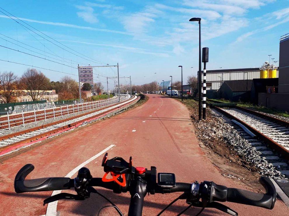 Vlaardingen fietsstad van het jaar?