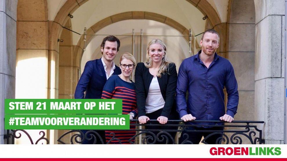 GroenLinks heeft concrete plannen voor de stad en haar bewoners