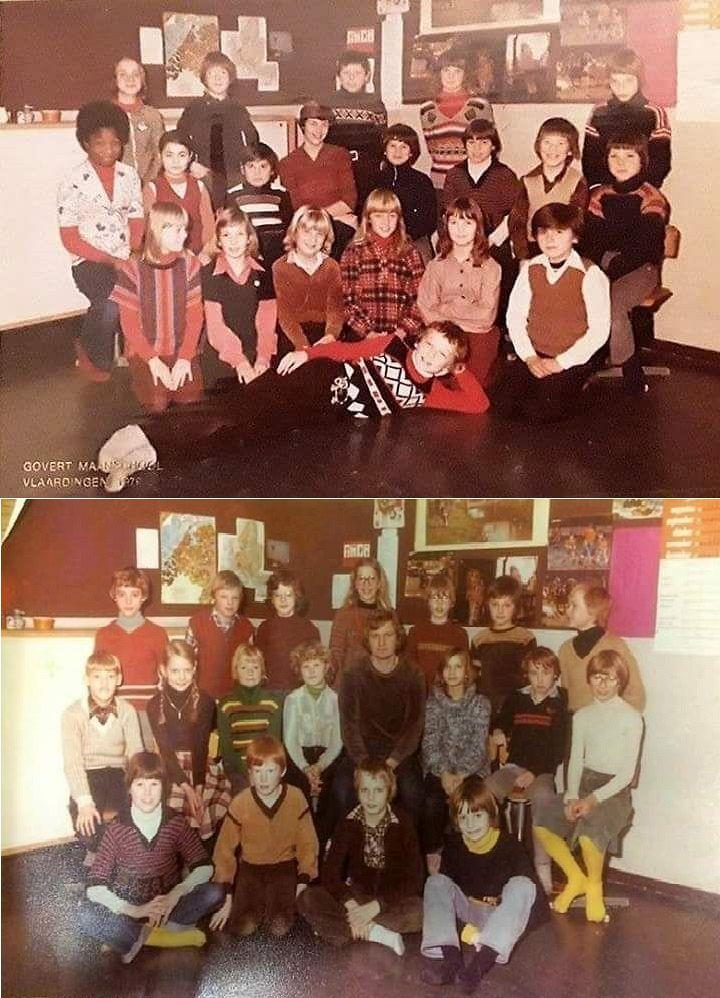 Oproep Reünie Govert Maanschool Vlaardingen 1979 klas 5