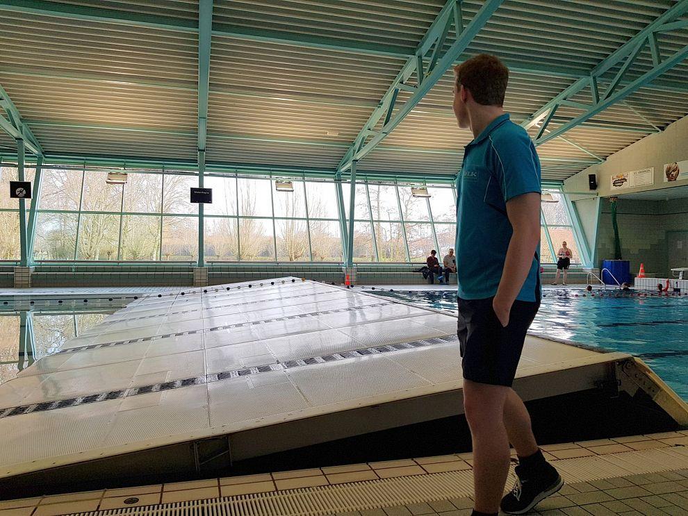 Bodem zwembad De Kulk 'omhoog'