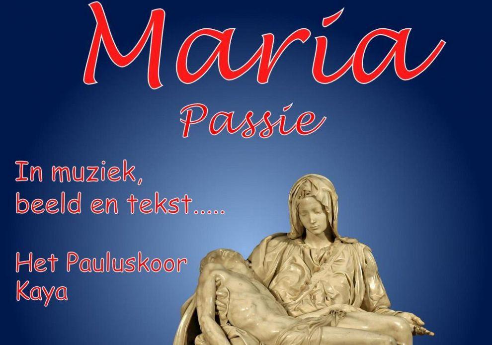 Pauluskoor 'brengt' Mariapassie in De Windwijzer
