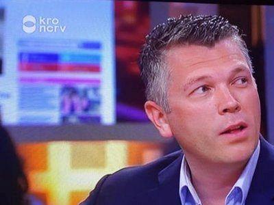 Chef Telegraaf neerbuigend over Geuzenpenning