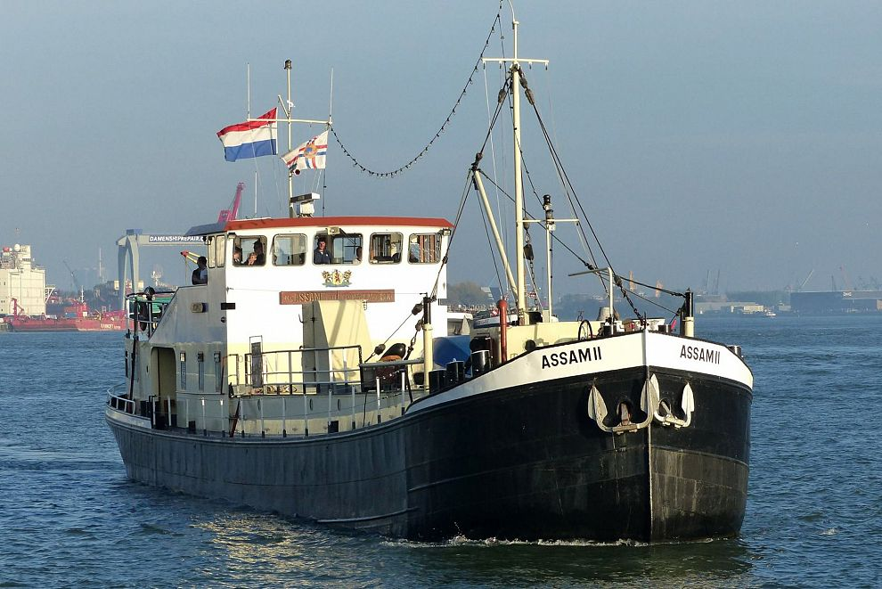 Zeekadetten openen vaarseizoen en zoeken hulp