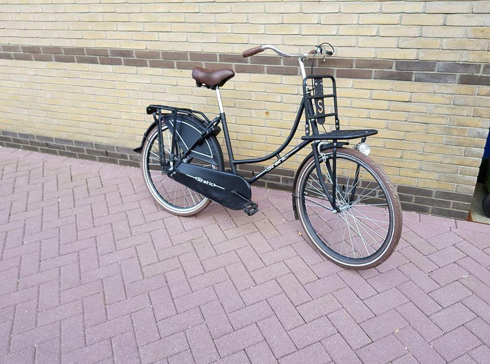 Eigenaar van deze fiets gezocht