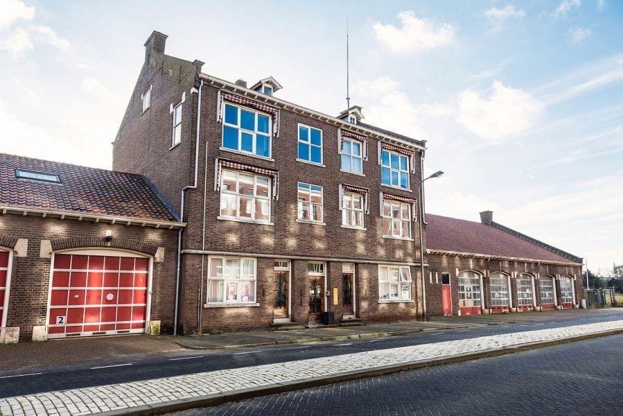 Ontwikkelaar aan de slag met oude brandweerkazerne