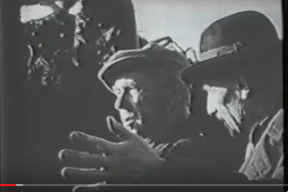 Historische Vlaardingse film in De Windwijzer
