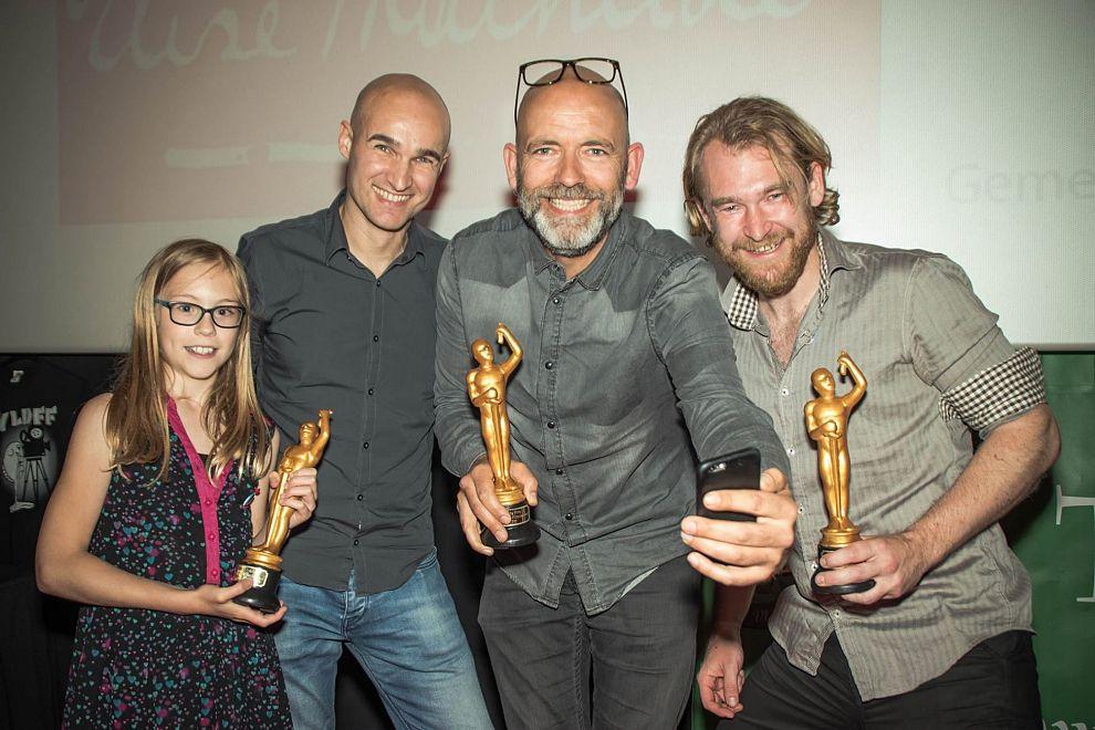 Doe mee met het Vlaardings Filmfestival!