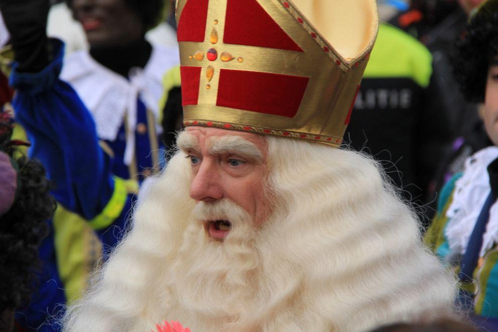 Demonstranten Zwarte Piet niet vervolgd