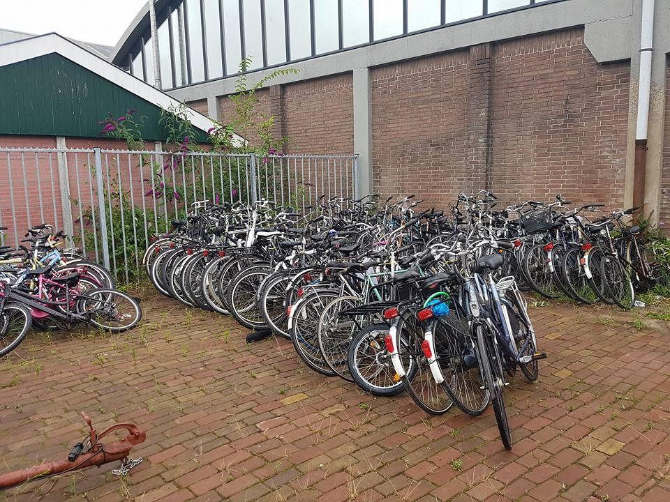 Bekijk gevonden fietsen