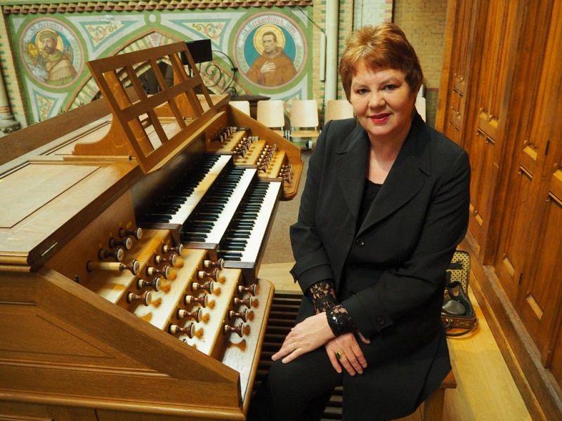 Orgelconcert Petra Veenswijk in Groote Kerk