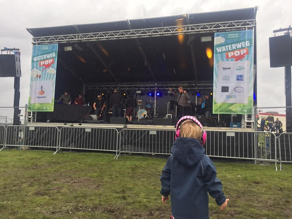 CDA wil van Waterwegpop meerdaags festival maken