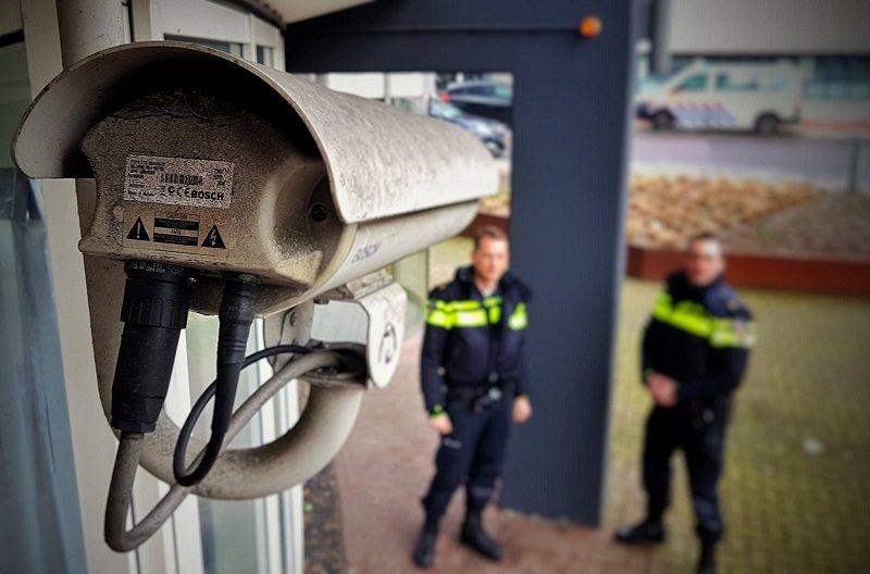 Politie roept op camera te registreren