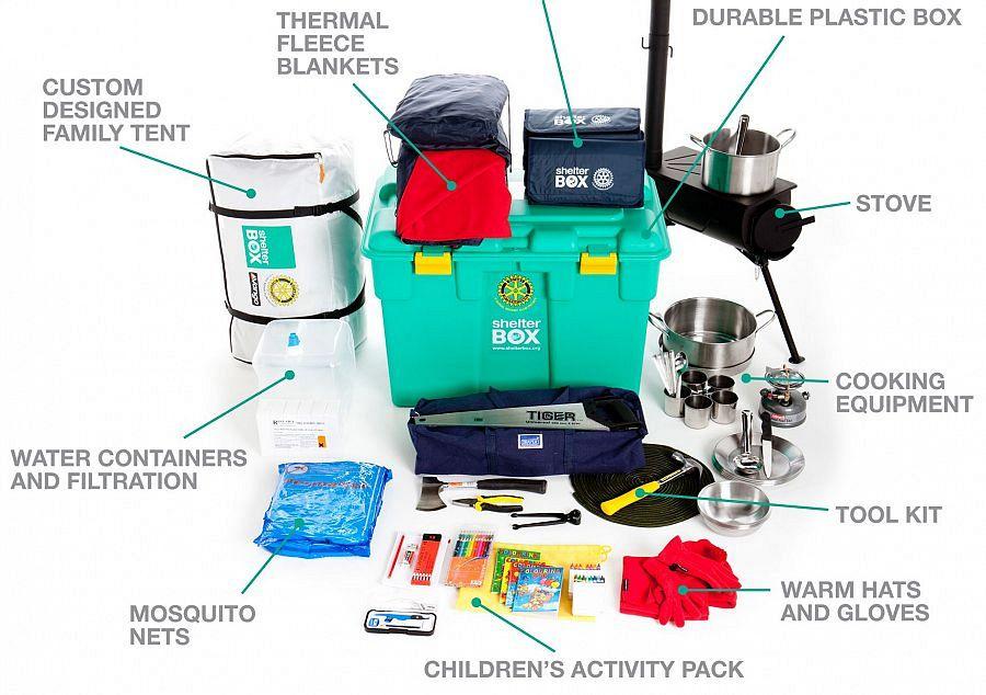 Help samen met Rotary voor Sint Maarten !