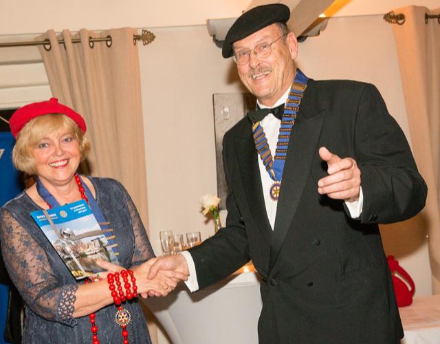 Rotary viert 40-jarig bestaan