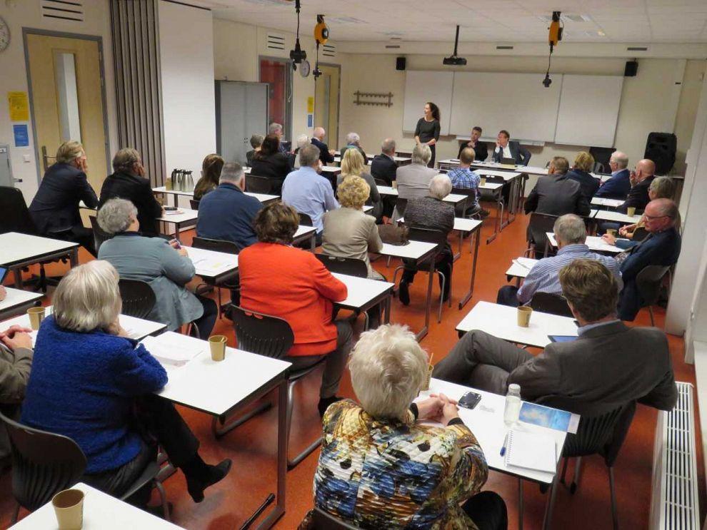 VVD viert 55-jarig jubileum