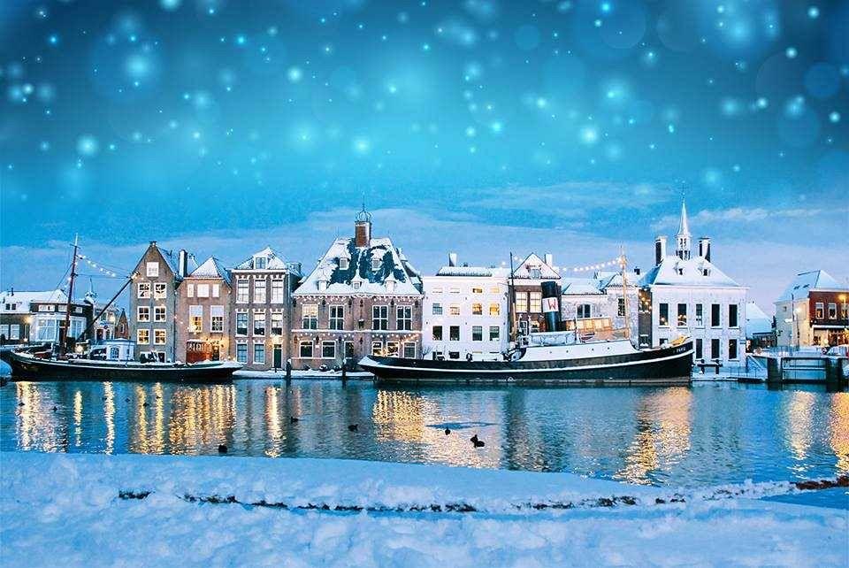Vier Kerstmis in het Stadshart Maassluis